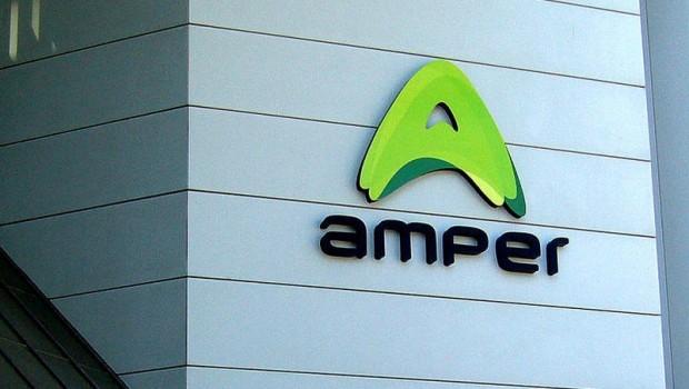 Amper sube un 10% tras su operación corporativa con Nervión