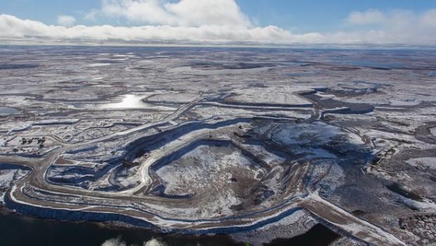 De Beers Gahco Kué diamond mine begins production