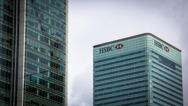 HSBC's pre-tax profit plunges 62% on write-downs