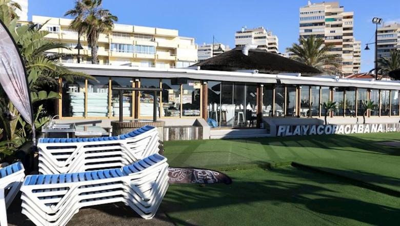 ep hoteles cerrados en la playa playamar en torremolinos