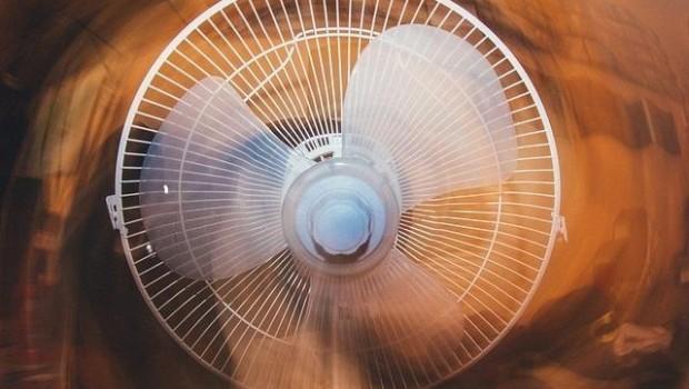 ep ventilador calor