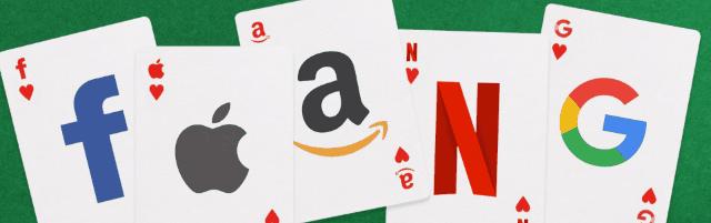 Amazon, Apple, Google y Microsoft se juegan un billón de dólares en la nube