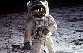 hombre luna nasa conspiracion