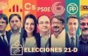 candidatos elecciones cataluna 21d
