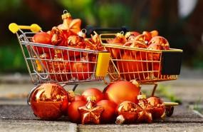 compras navidad supermercado