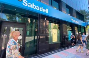 ep archivo - una oficina del banco sabadell en madrid espana a 31 de julio de 2020