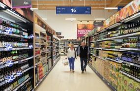 Tesco, retail, supermarkets