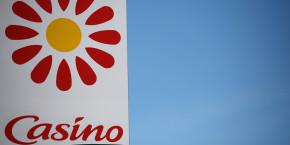 a-logo-of-french-retailer-casino-is-pictured-outside-a-casino-supermarket-in-nantes