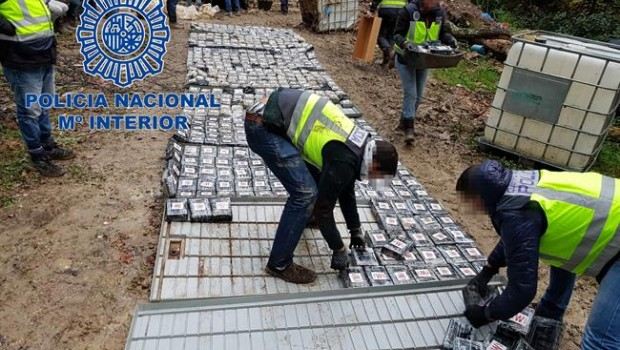 ep droga incautadaoperacion policial5 detenidosgranadaguipuzcoa