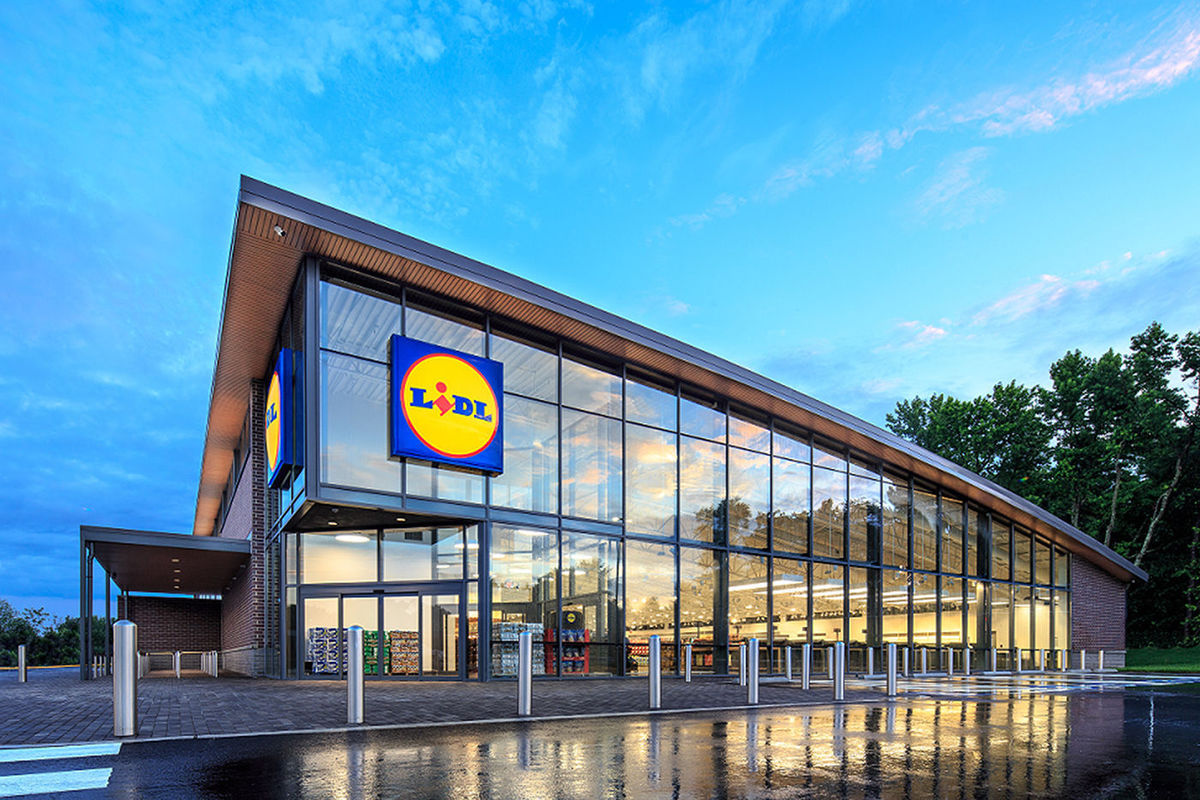 lidl discounters retail