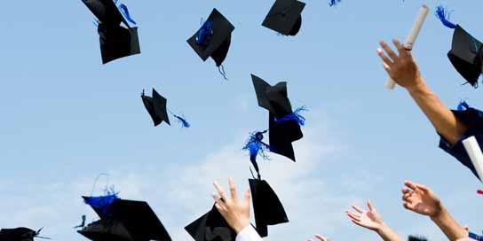 universidad, graduacion, estudiante