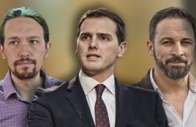 Los empresarios siguen prefiriendo a Cs antes que al PP para pactar con el PSOE