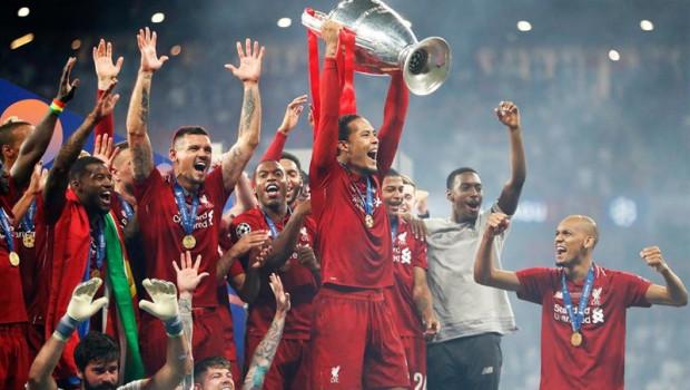 ep football - champions league - liverpool v tottenham