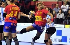 ep marta mangue guerreras seleccion espanola balonmano femenino