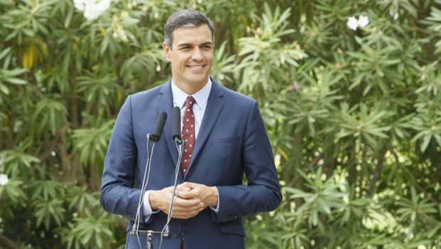 ep presidentegobiernofunciones pedro sanchez ofrece declaracionespalaciomariventpalmamallorcasu reunionrey felipe vi