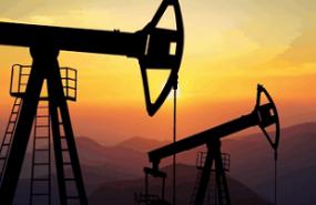 petroleo portada maquinas atardecer