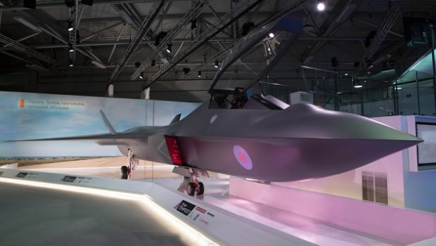 tempest fighter jet bae systems defence combat air