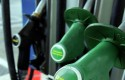 BP petrol station pumps, oil & gas