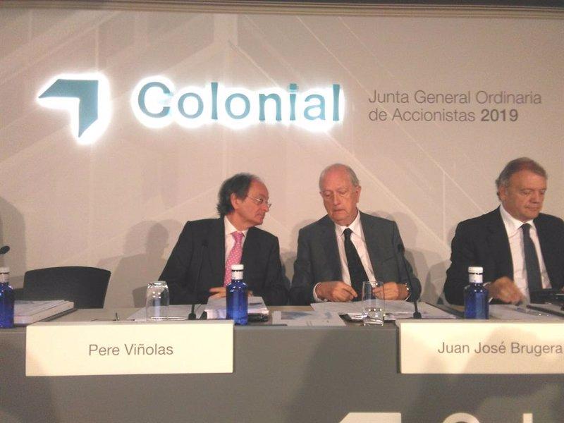 Inmobiliaria Colonial recompra un total de 375,1 millones de euros en bonos