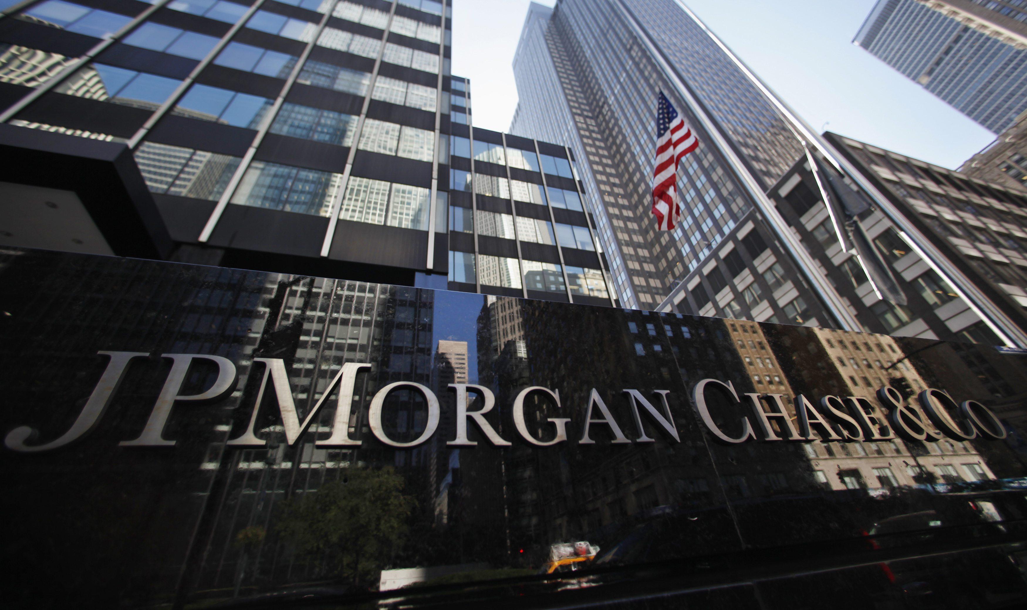 JPMorgan, Morgan Stanley pagarán por fijar los precios de Swaps ...