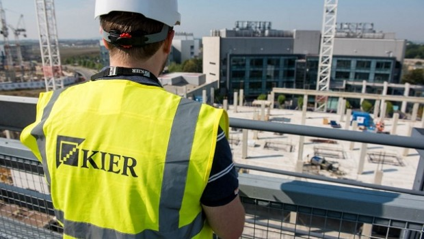 Kier Group increases debt position after accounting error