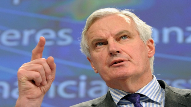 Michel Barnier pledges support to Ireland through Brexit