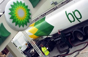 BP, oil & gas
