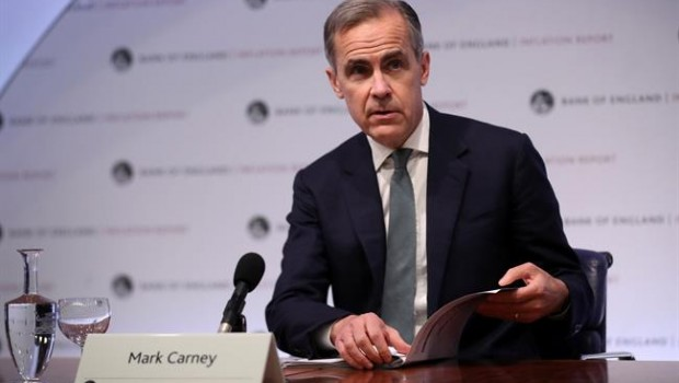 ep bank of england inflation report in london