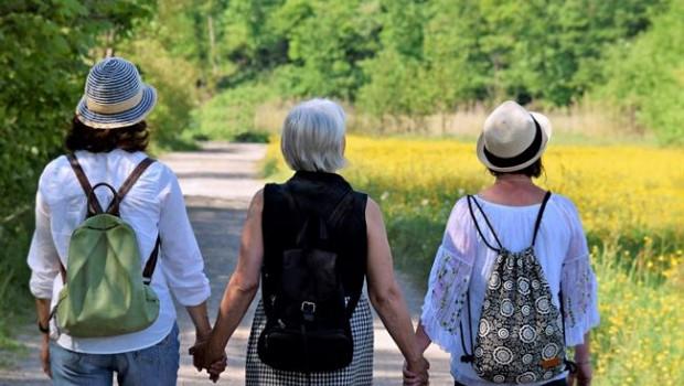 los angeles b11c6 1a7e3 Las mujeres, pesimistas sobre su pensión  creen que dependerán de su pareja