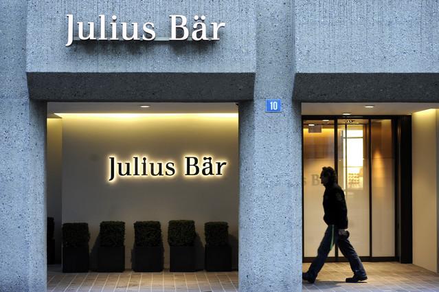 Julius Baer no cumplirá su objetivo de captación de efectivo en 2019