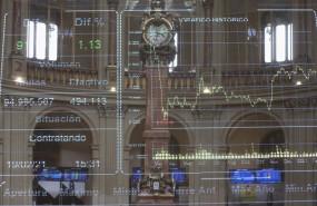 ep valores economicos en el palacio de la bolsa de madrid espana a 19 de febrero de 2021 el ibex 35 20210303122211