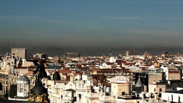 Mucho más que  la boina de Madrid   la contaminación es un