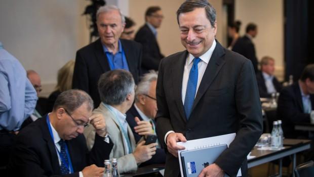 El BCE supera los 100.000 millones invertidos en deuda de empresas
