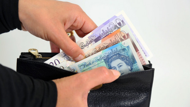 notes pound dl bank of england pounds finance fx sterling