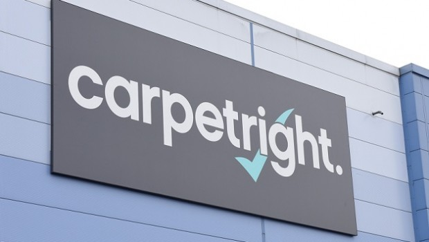 Carpetright profits collapse after exceptional charge linked to store closures