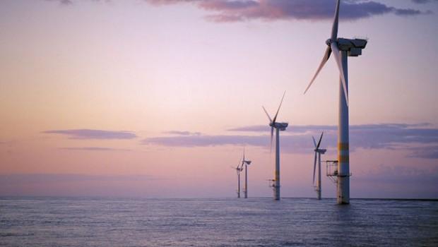 wind farm offshore greencoat uk windfarm