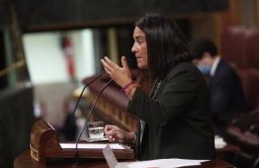 ep archivo - la diputada de ciudadanos maria del carmen martinez granados interviene en una sesion