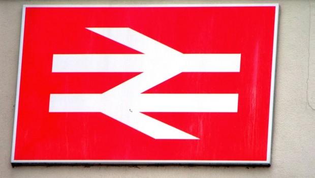 national rail british rail logo