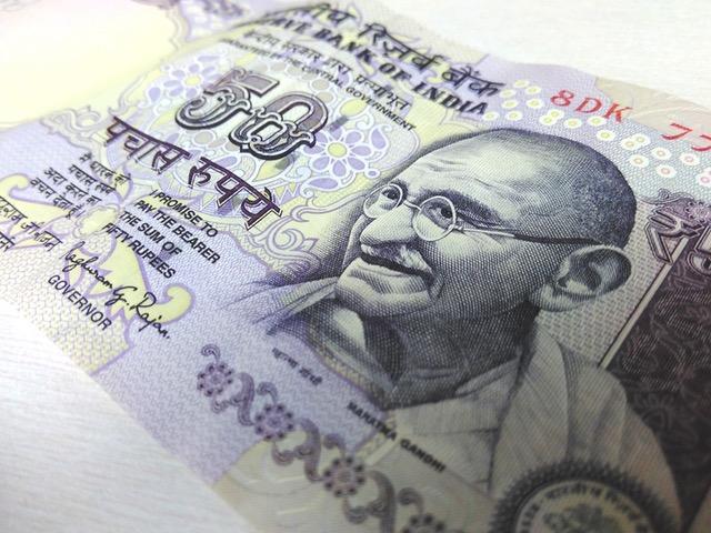 rupee india money