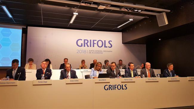 Grifols desmiente por segunda vez negociaciones con el Barça para patrocinar el Camp Nou