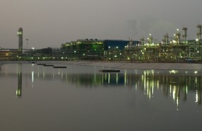 Oil & gas plant, drilling