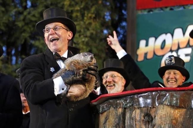 Día de la Marmota: Phil alarga la temporada de manta y Netflix seis semanas más