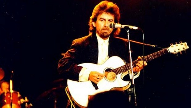 George Harrison guitarra