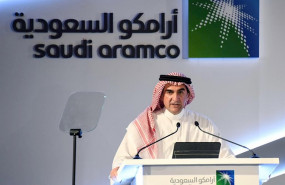 ep 03 november 2019 saudi arabia dammam chairman of saudi arabian oil company saudi aramco yasir