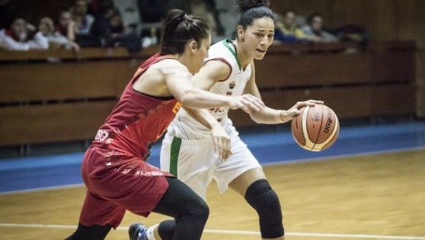 ep espana bulgaria seleccion espanola femenina baloncesto