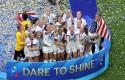 ep la seleccionestados unidos celebravictoriala finalmundial 2019