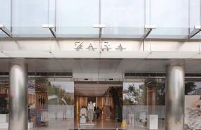 ep una tienda de zara en el centro de madrid