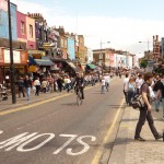camden high street retail shopping