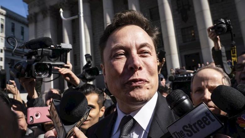 El CEO y fundador de Tesla Elon Musk. Natan Dvir- Archivo