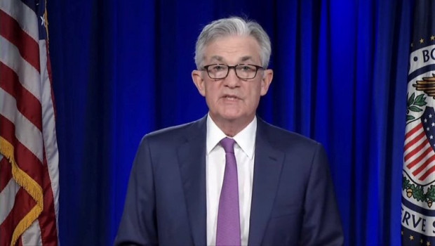 ep el presidente de la reserva federal de estados unidos fed jerome powell